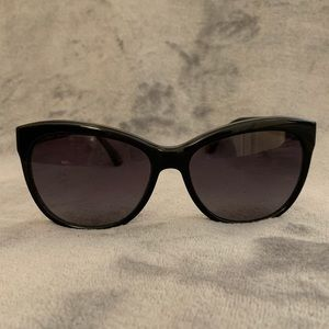 Coach Samantha polarized cat eye sunglasses
